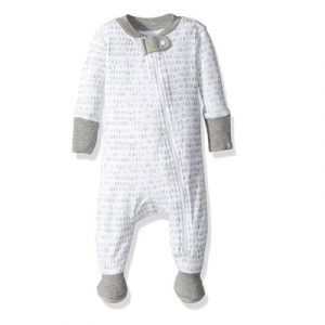 Burt's Bees are the softest baby pajamas ever!