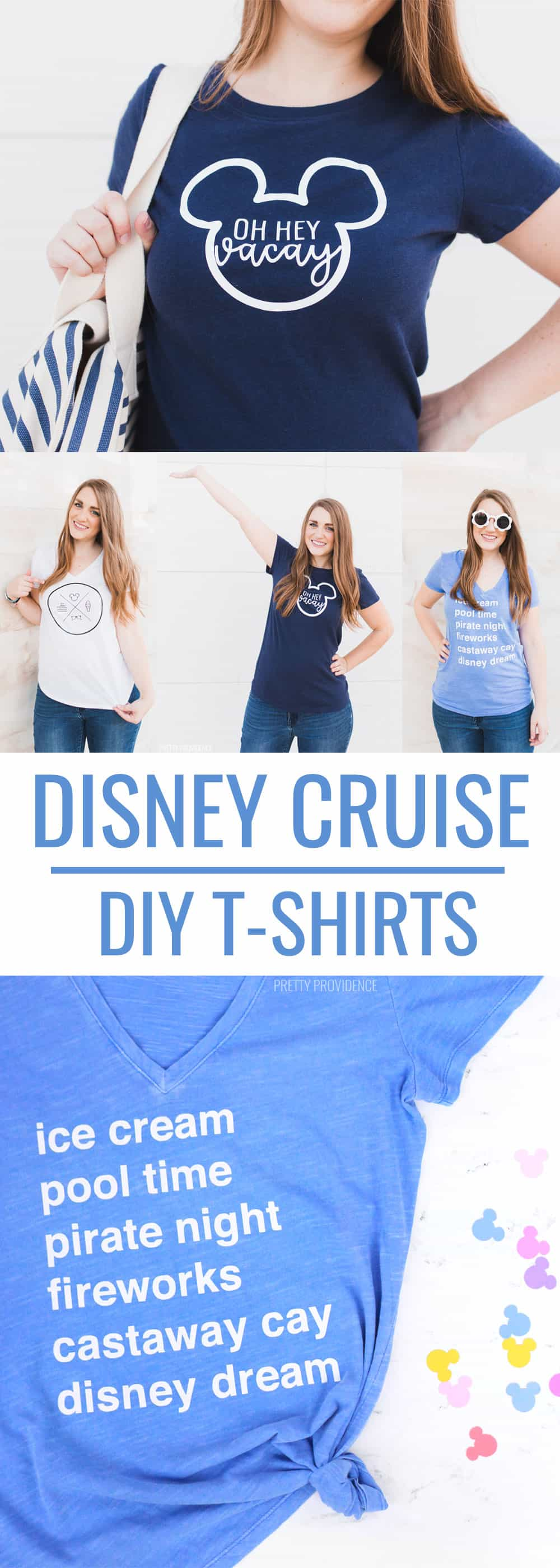 4a7b62b0ff DIY T-Shirts for a Disney Cruise - Pretty Providence
