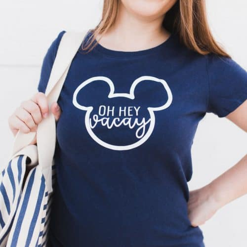 DIY Disney Cruise T-Shirts