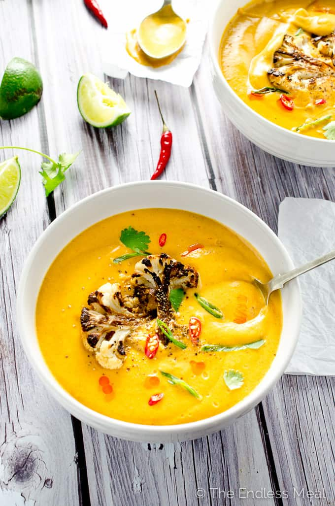 coconut-curried-cauliflower-soup recipe