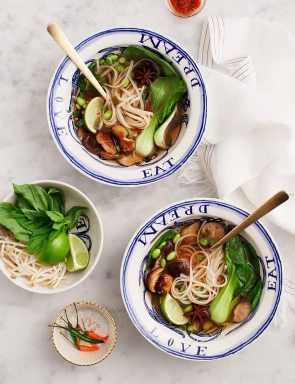 Pho Soup Recipes