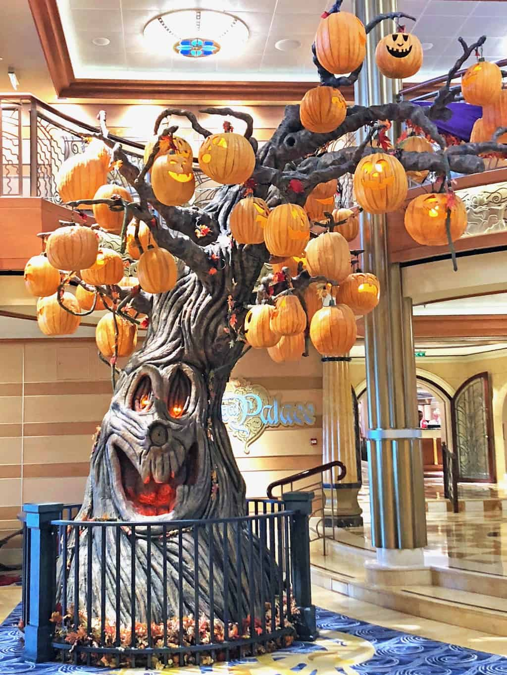 Halloween on the High Seas on Disney Cruise Line