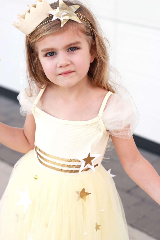 Star Princess Costume DIY