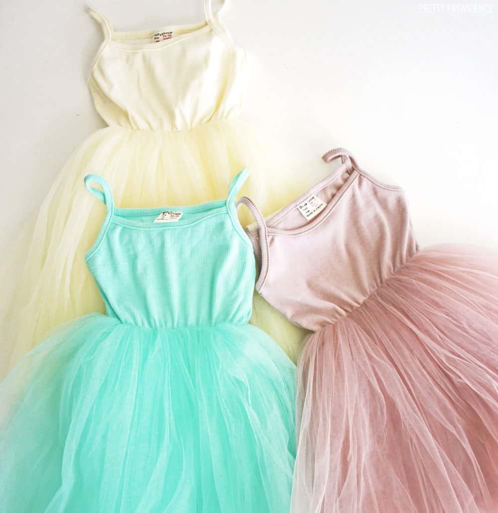 No Sew Princess Costume or Dress Ups!