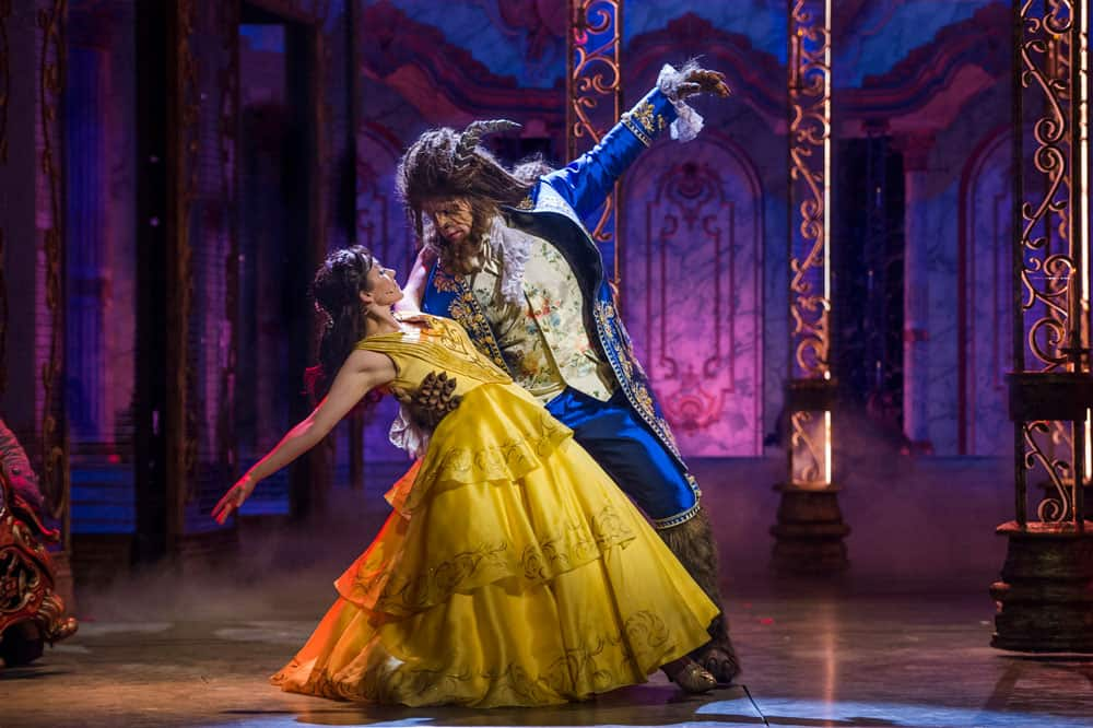 Beauty and the Beast on Disney Cruise Line