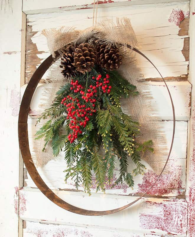 Christmas Decor Wreath