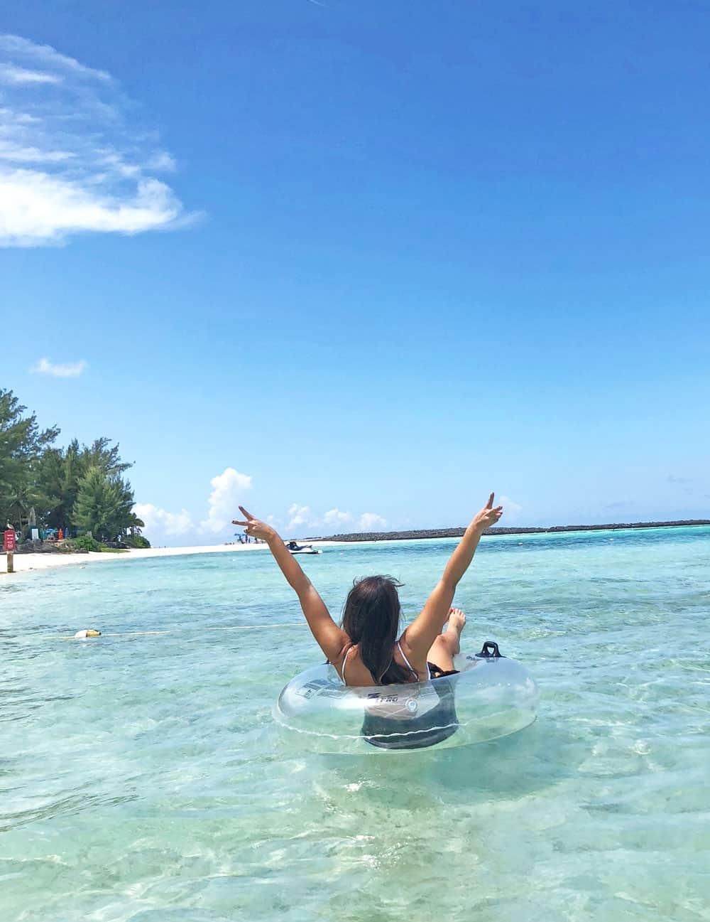 Castaway Cay Float