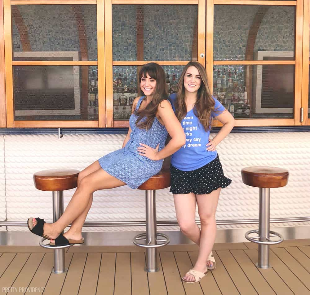 Disney Cruise Girls Trip