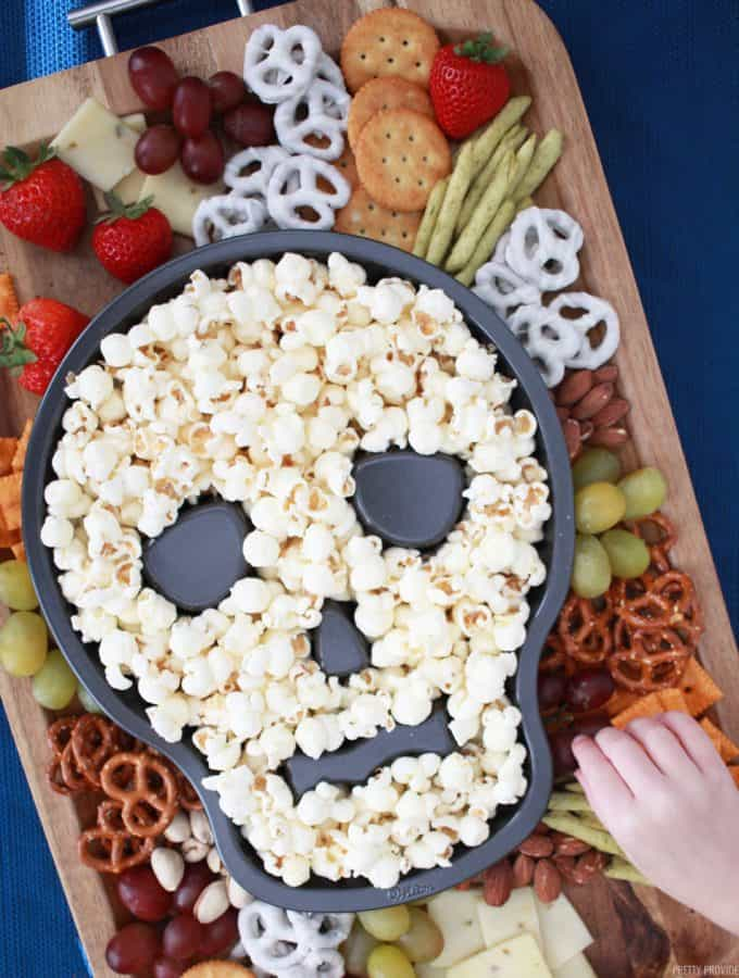 Halloween Snacks Sweet and Salty