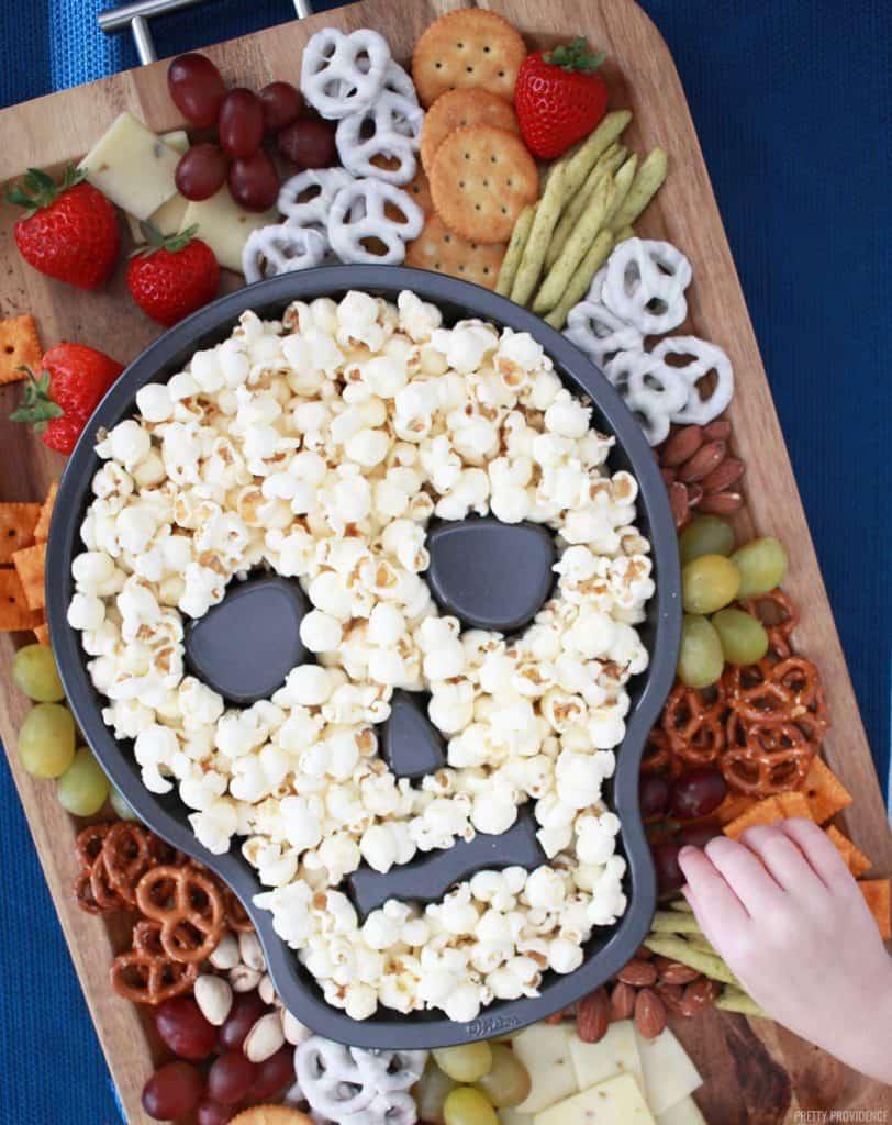 Halloween Snacks Sweet and Salty
