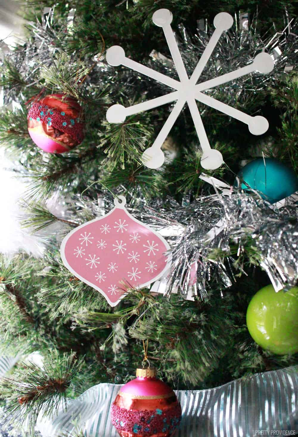 Diy Christmas Ornaments Holiday Decorations With Cricut