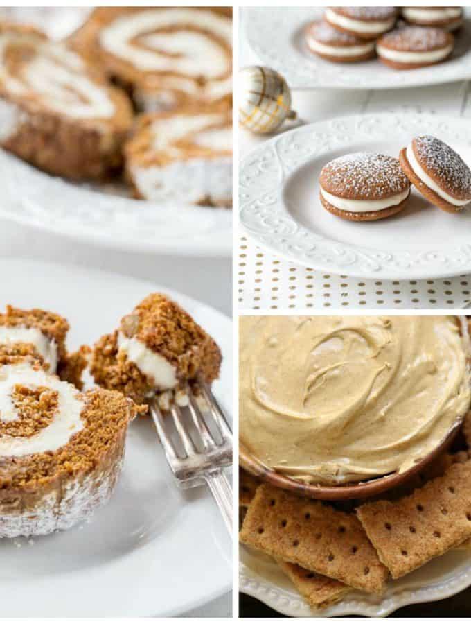 20+ Gingerbread Treats