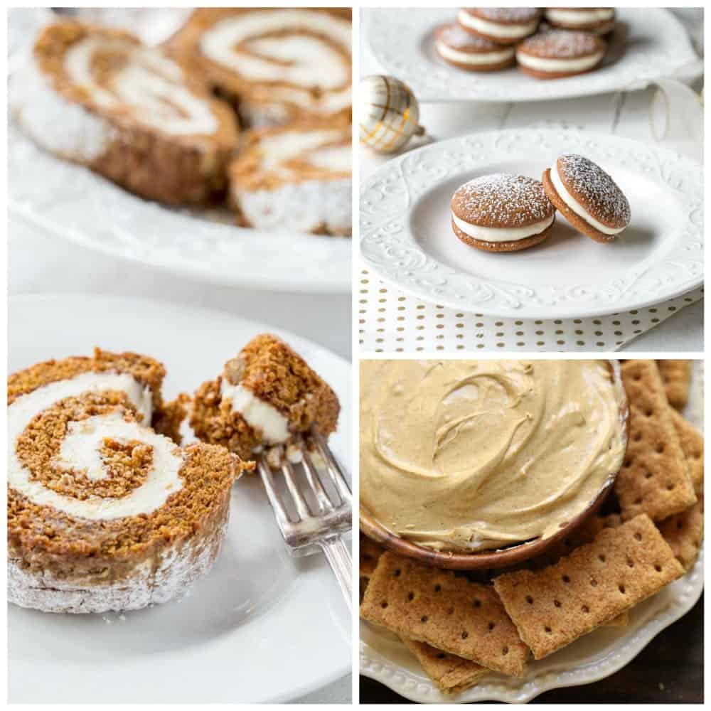 20+ Gingerbread Treats!