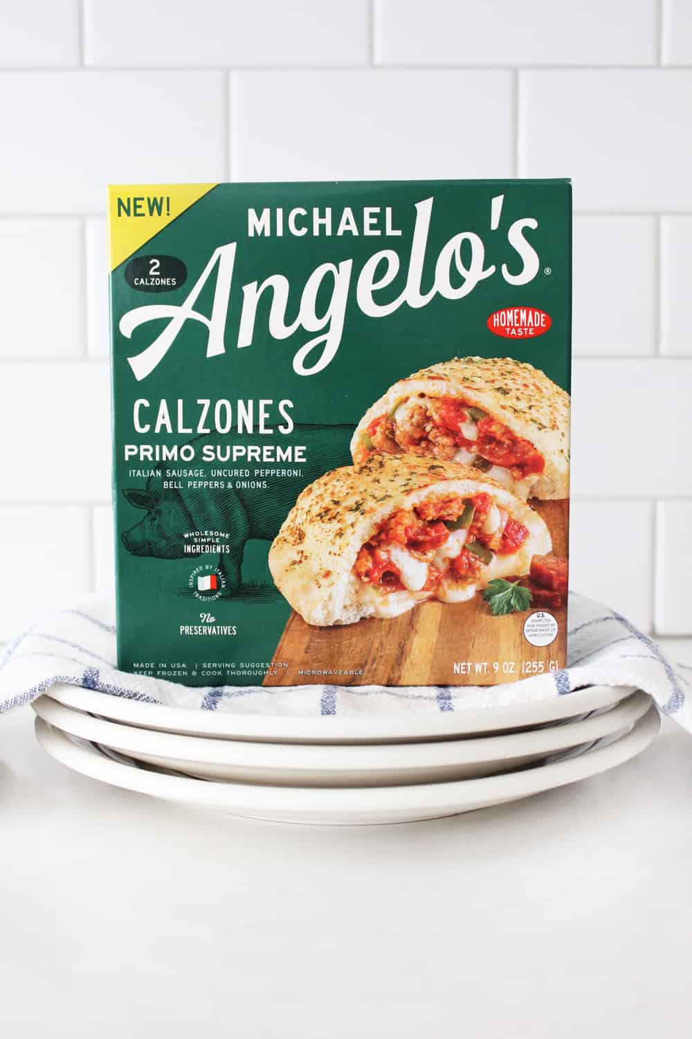 Michael Angelo's New Calzones