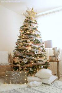 Christmas Tulle Tree