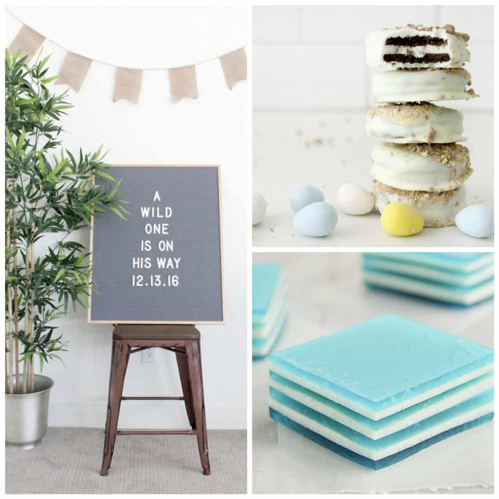 Baby shower ideas for boys on a budget