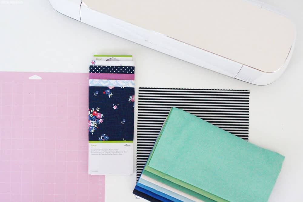 Cricut Maker Cut Fabric