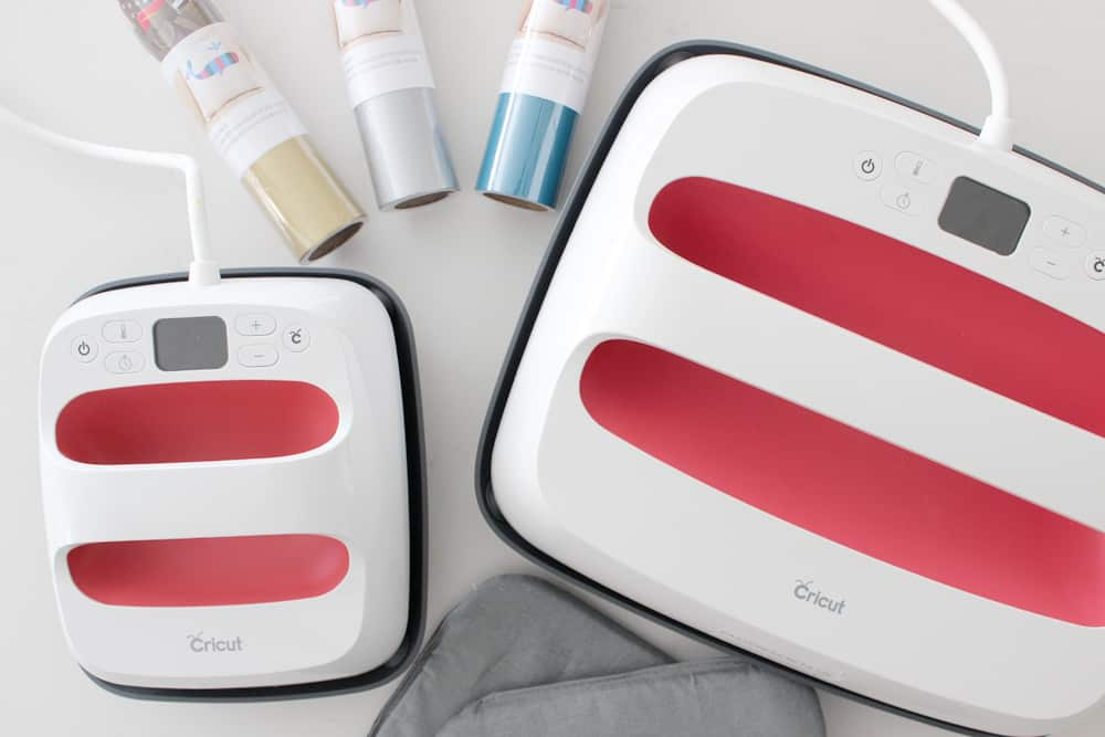 Everything you need to know about the Cricut EasyPress 2 and iron-on vinyl!