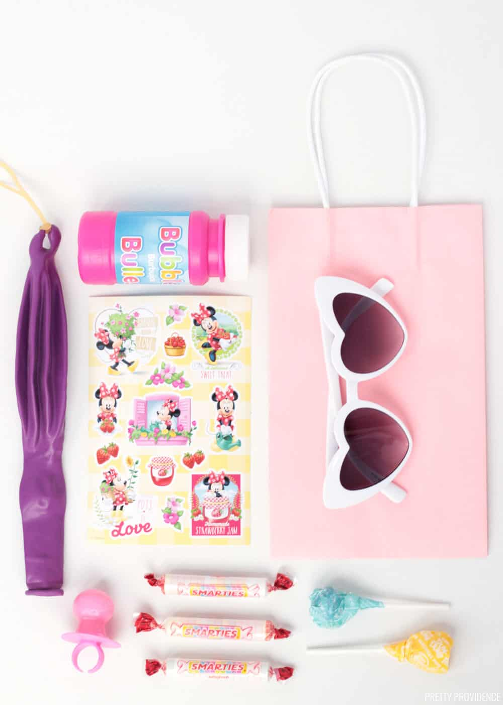 Birthday Party Goodie Bag Ideas