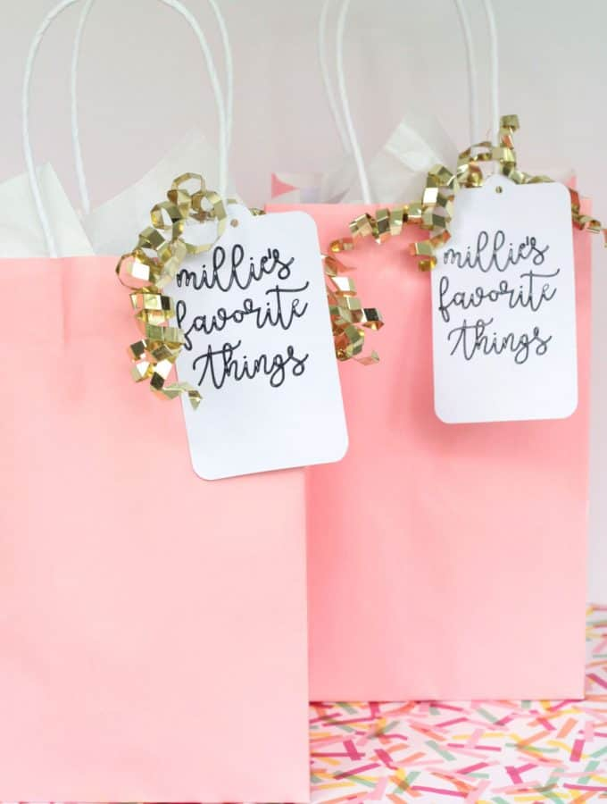 Easy Birthday Party with DIY Details