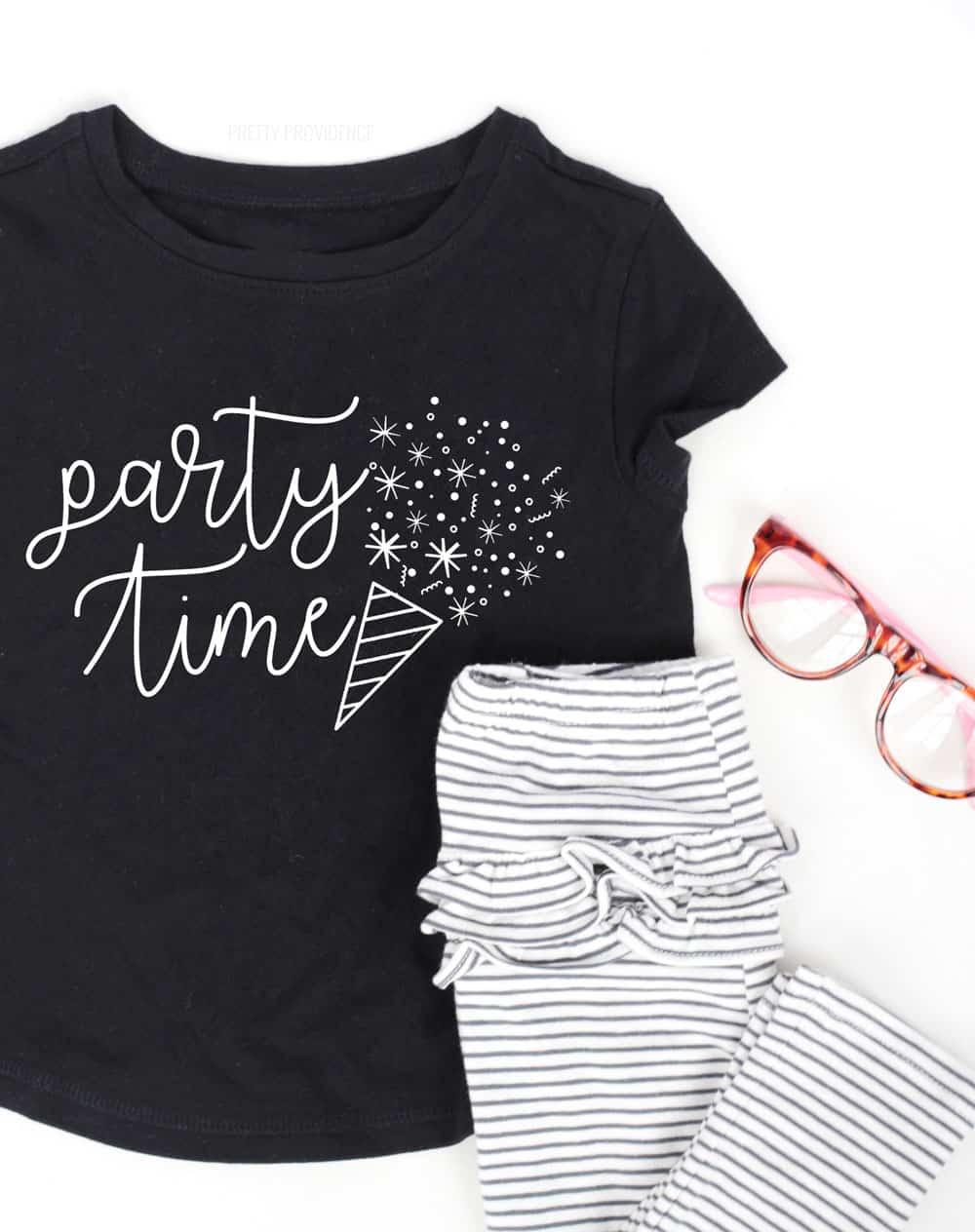 Birthday T shirt for girl
