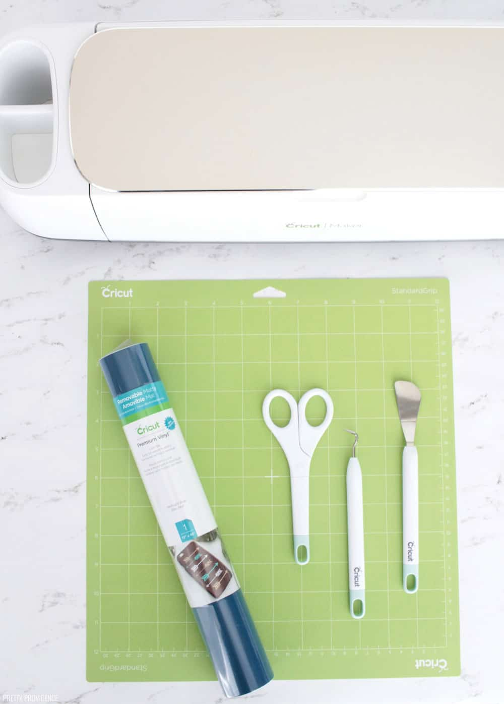 Cricut Maker and Materials