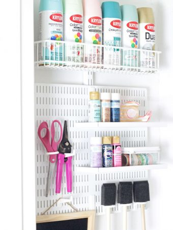 Craft Room Storage Elfa - Container Store