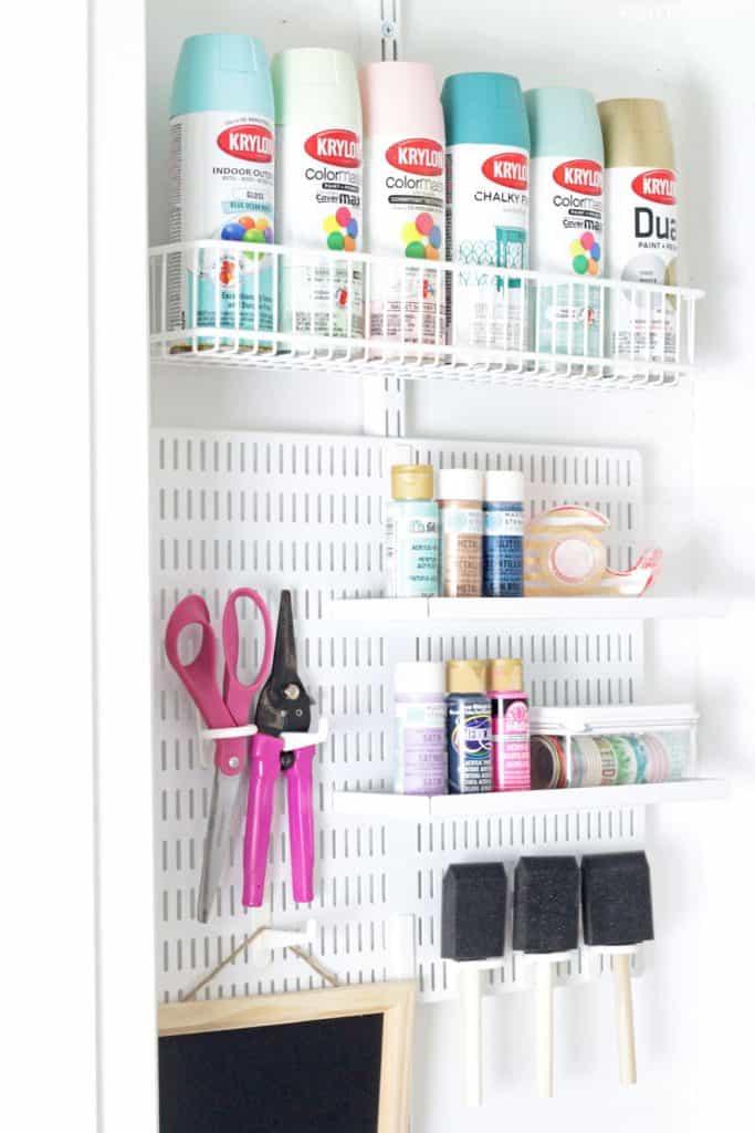 Craft Room Storage Elfa - Container Store
