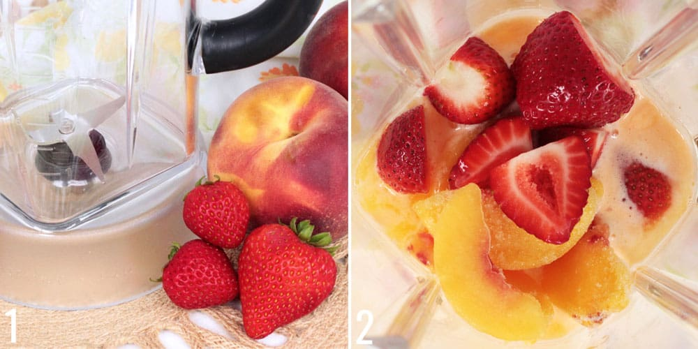 How to Make a Caribbean Passion Smoothie