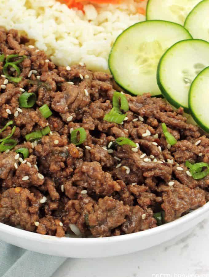 Easy & Delicious Korean Beef