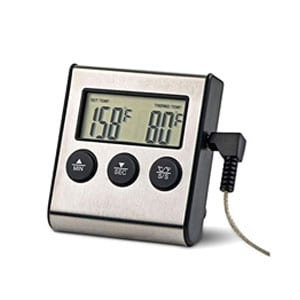 Digital meat thermometer for Thanksgiving