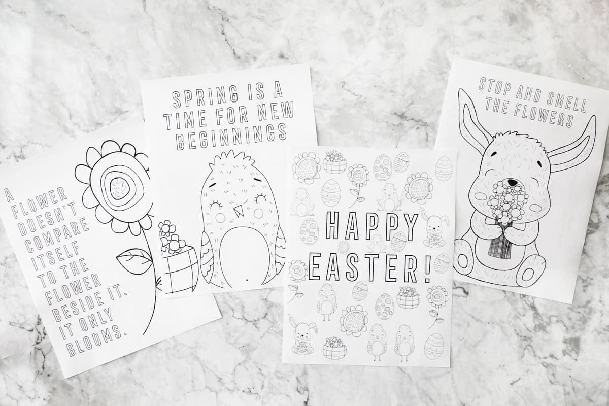 Disney Frozen Olaf Spring Easter Coloring Page | H & M Coloring Pages | 800x1200