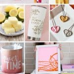DIY Mother's Day gifts collage